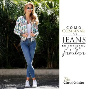 Como combinar jean