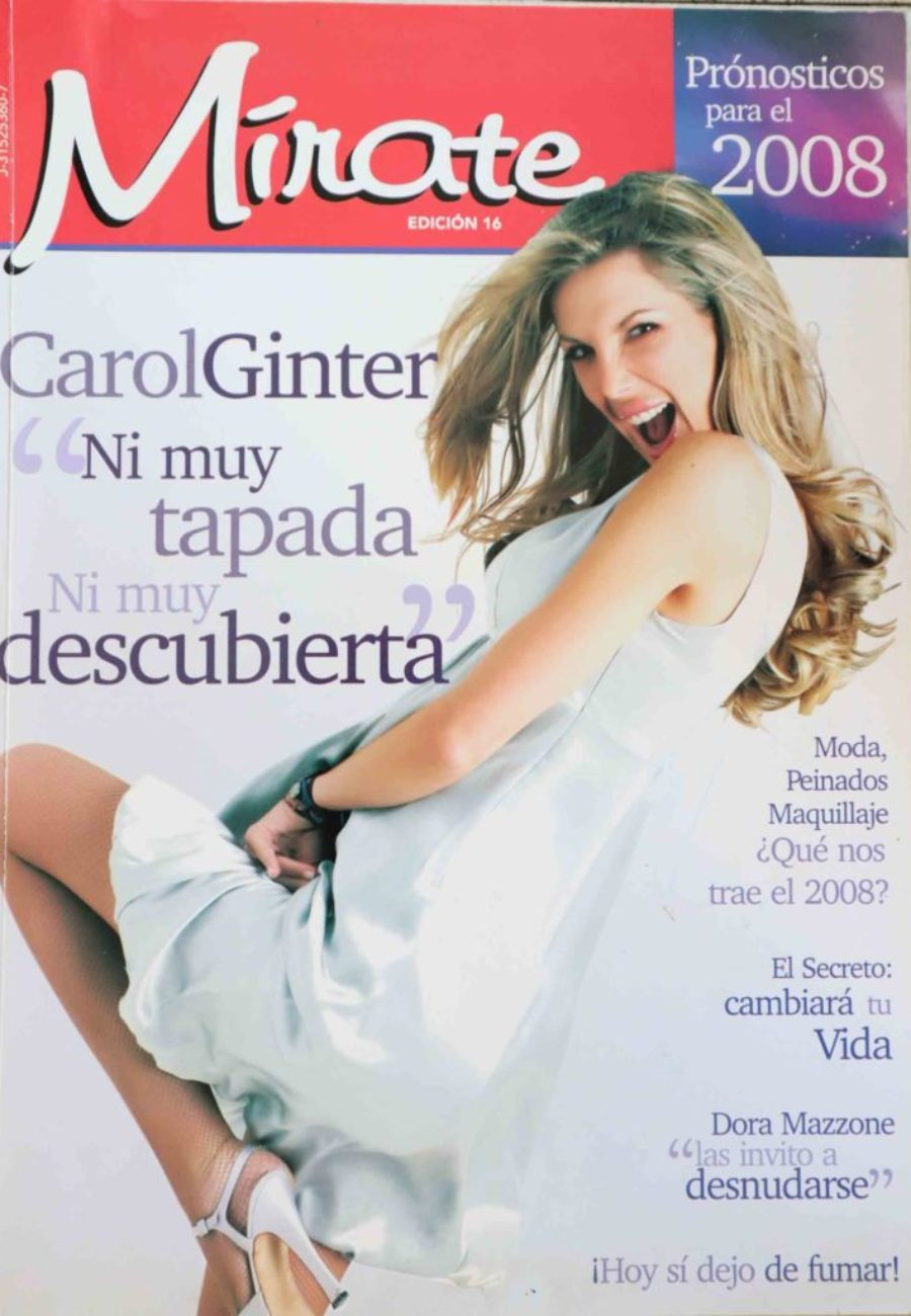 Carol Ginter Prensa Mirate