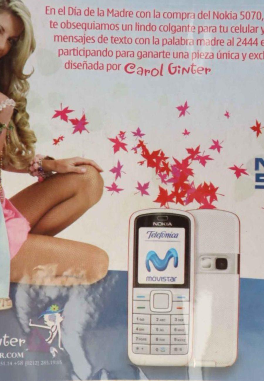 Carol Ginter Prensa Nokia