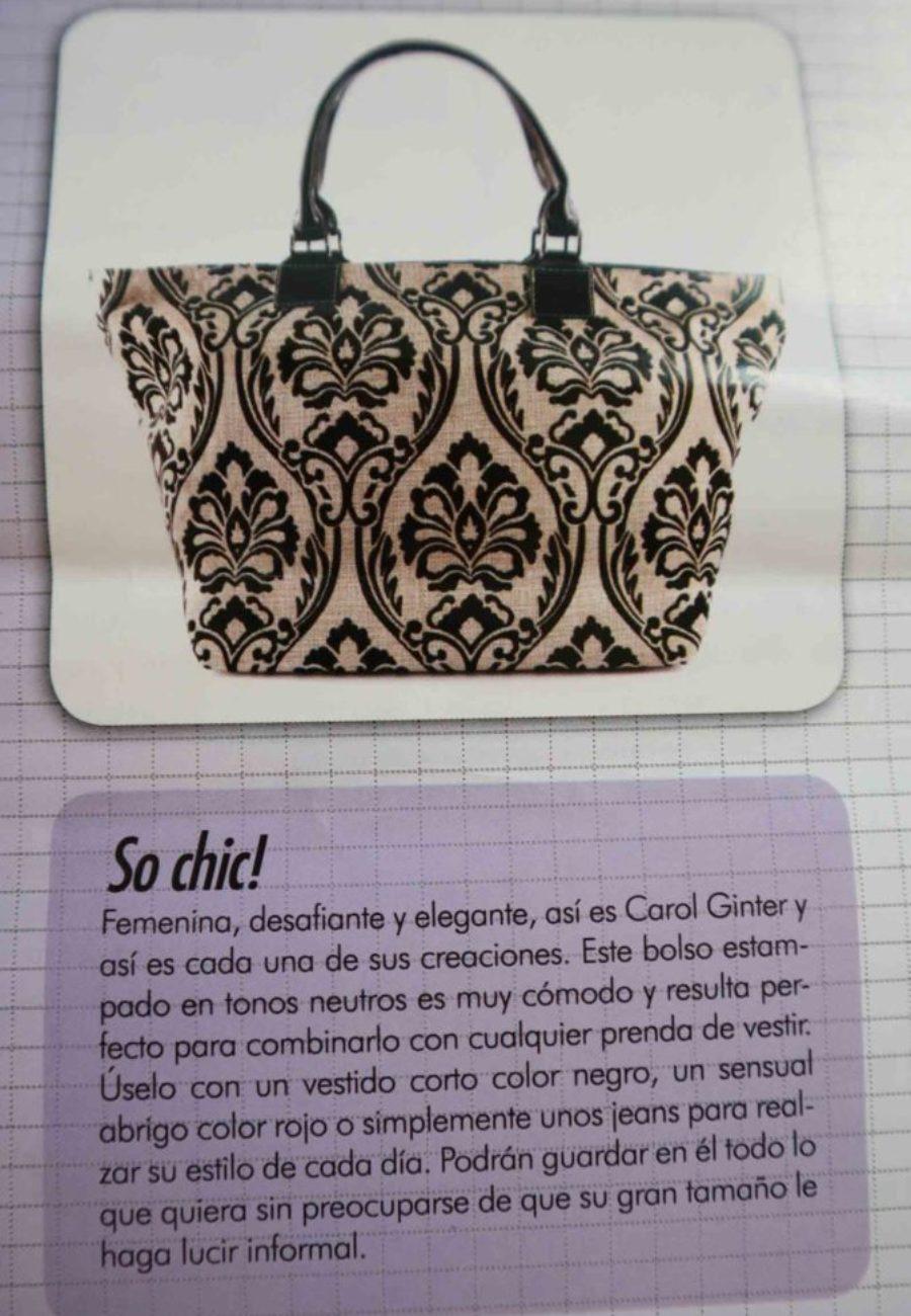 Carol Ginter Prensa cartera