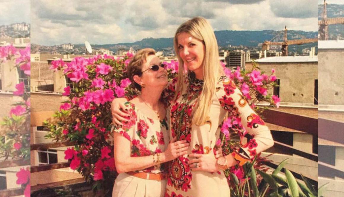 Carol Ginter presenta colección en memoria de su mamá
