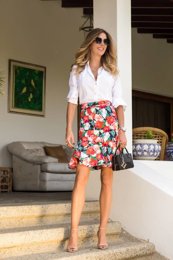 Outfit Carol Ginter 44